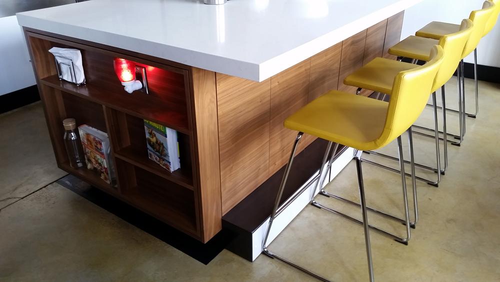 Custom design – built interior solutions