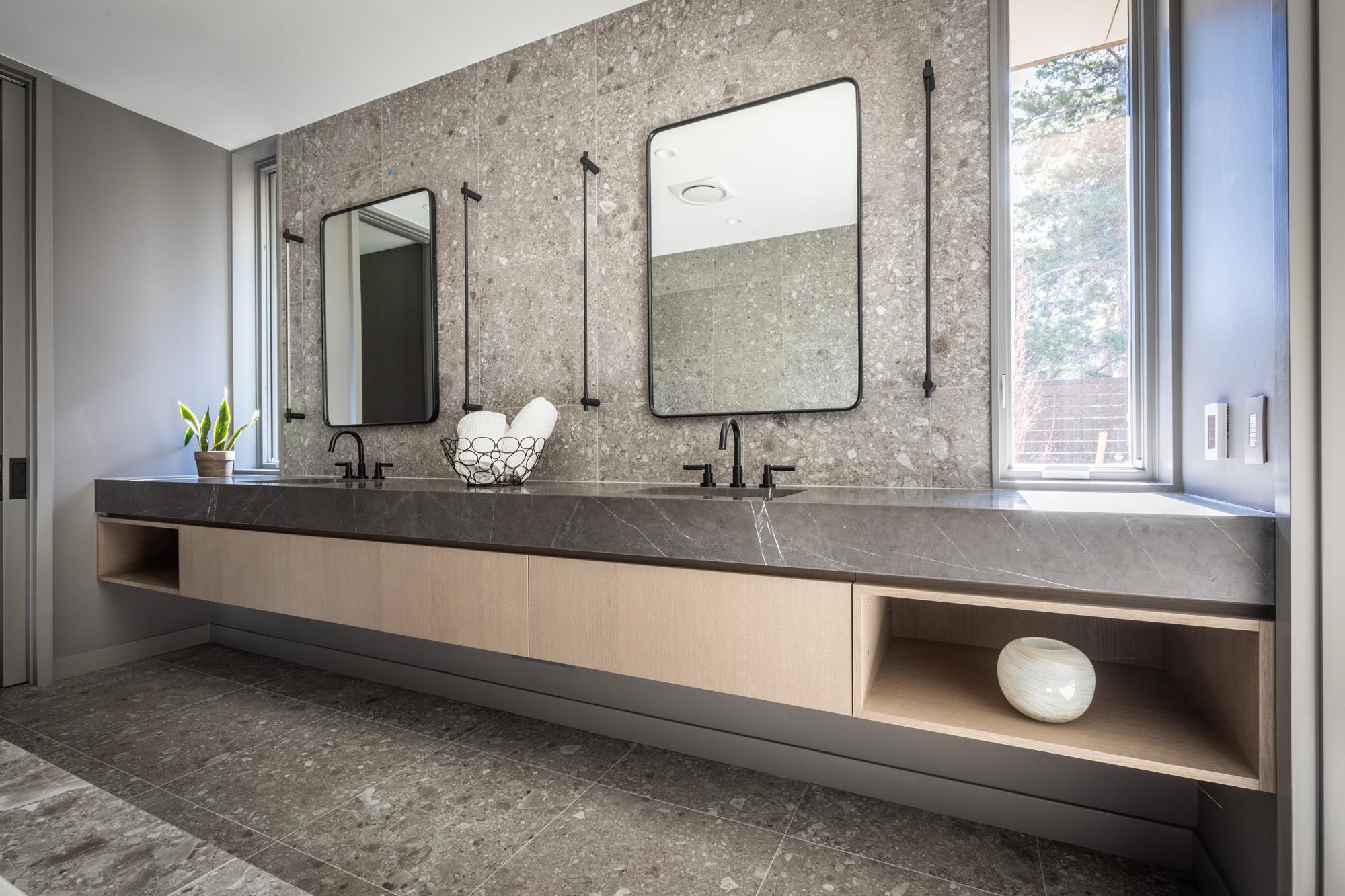 Custom modern interior solutions